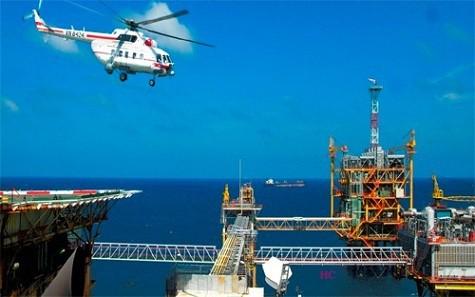 mỏ dầu khí lớn nhất tại Việt Nam