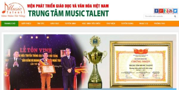 Trung tâm Music Talent