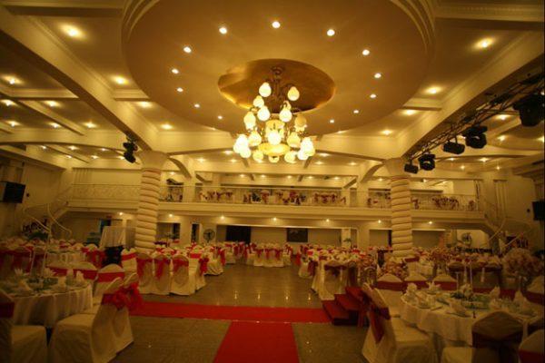 Trung tâm tiệc cưới King's Palace - Queen's Palace