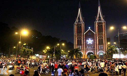Nhà thờ Đức Bà – Đồng Khởi