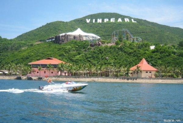 Vẻ đẹp của Vinperl- Nha Trang