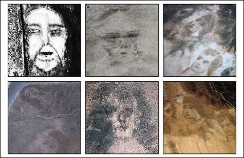 Những khuôn mặt ở Belmez