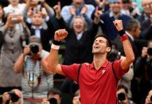 tay vợt tennis hàng đầu thế giới