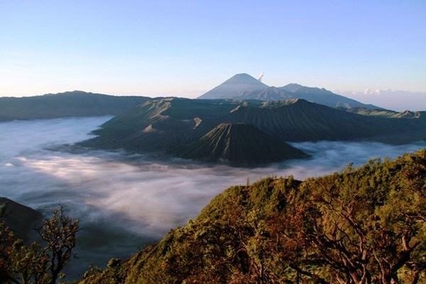 địa điểm tham quan đẹp nhất khi đến Indonesia