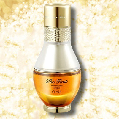 Ohui The First Cell Revolution Ampoule