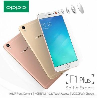 Oppo- F1- Plus