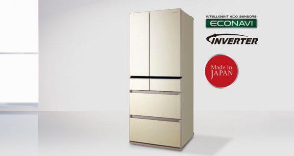 Panasonic NR-F610GT-X2 - Top 10 tủ lạnh đắt nhất hiện nay