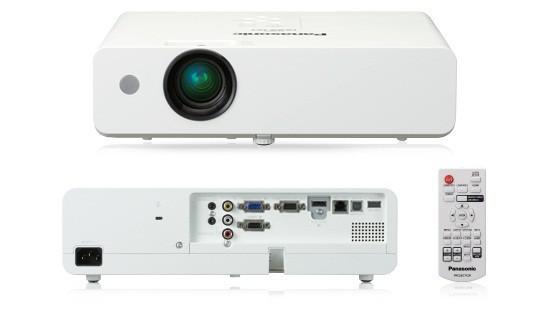 Panasonic- PT-LW330-10