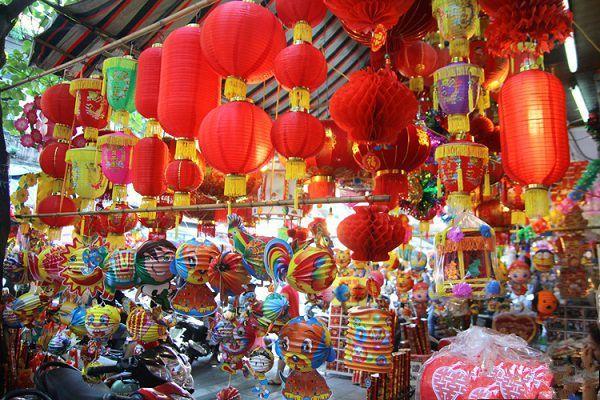 địa điểm đi chơi Trung thu ở Hà Nội
