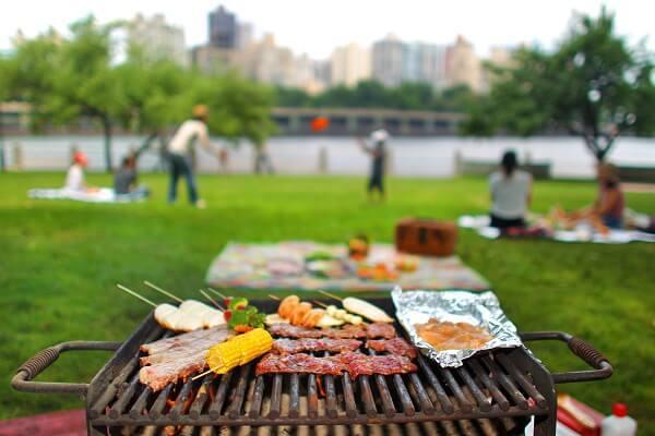 còn gì tuyệt vời hơn picnic?