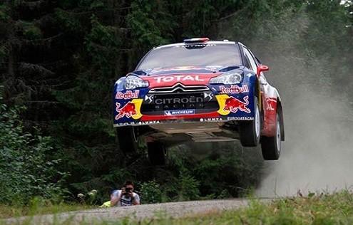 Giải Rally Phần Lan