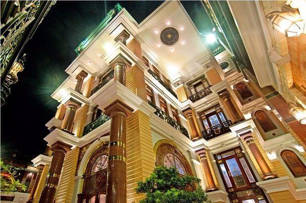 Biệt thự Samdi lớn nhất Đà Nẵng