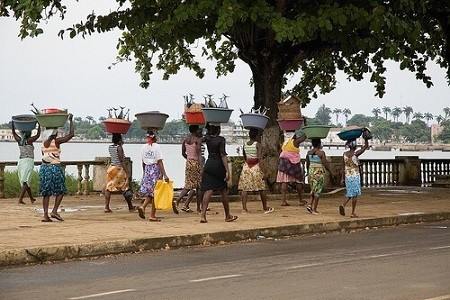 CHDC Sao Tome và Principle
