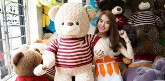 shop thú nhồi bông, gấu bông tại TPHCM