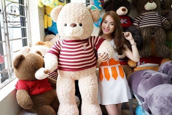 Shop thú bông,gấu bông tại TPHCM