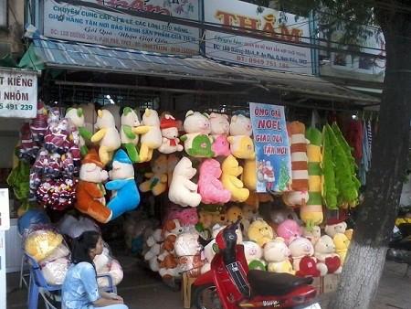 Shop gấu bông Thắm