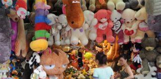 shop thú nhồi bông, gấu bông tại Hà Nội