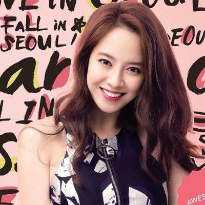 mỹ nhân đẹp nhất làng giái trí Kpop