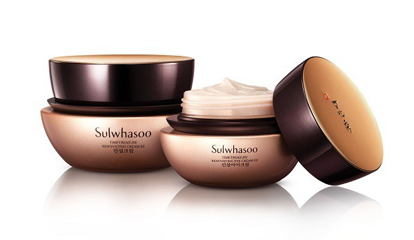 Sulwhasoo- Timetreasure Renovating Eye Cream Ex