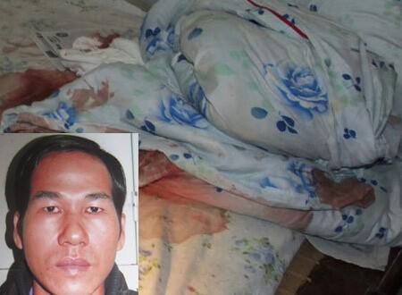 Thảm sát tại Thái Bình, giết cả nhà người yêu