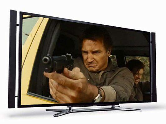 Tivi đắt nhất Việt Nam hiện nay - Sony KD-84X9000 LED (SMART TV - 3D - 4K)