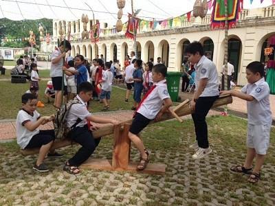Hoàn thành Thăng Long một trong những địa điểm đi chơi Trung thu ở Hà Nội