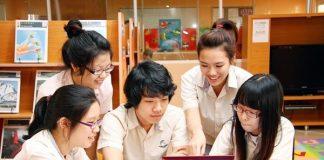 trường trung học phổ thông quốc tế tại TPHCM