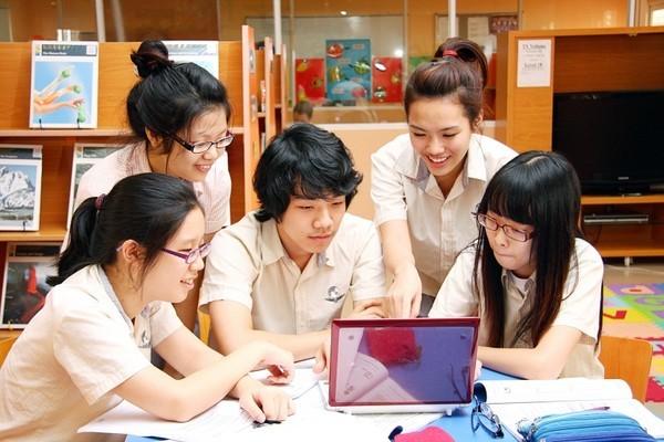 trường trung học quốc tế tại TPHCM