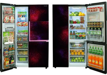 Tủ lạnh Sharp SJ-CX903-RK