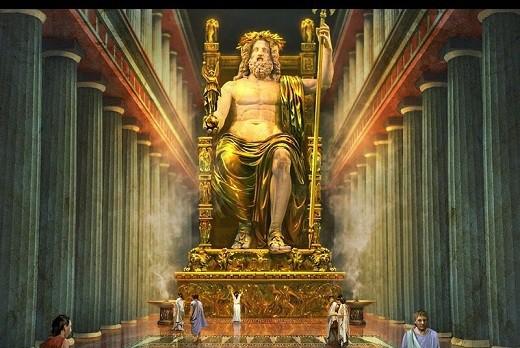 Tượng thần Zeus