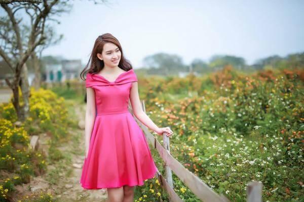 Váy-món quà 20-10 ý nghĩa