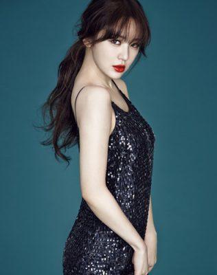 mỹ nhân đẹp nhất làng giải trí Kpop