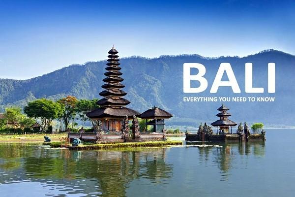 Biển đảo Bali xinh đẹp