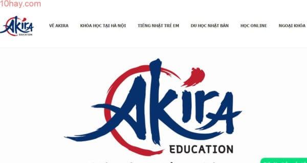 Trung tâm dạy tiếng Nhật Akira