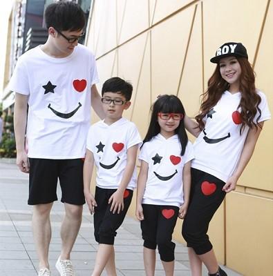 Áo gia đình ở Đà Nẵng
