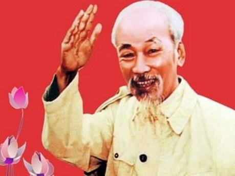 Chủ tịch Hồ Chi Minh