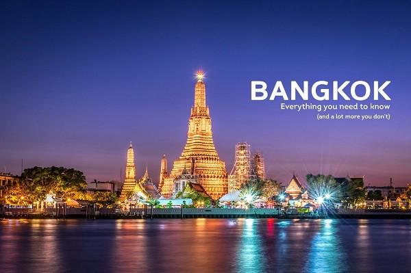 Thành phố Bangkok quen thuộc