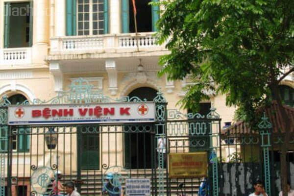 Bệnh viện K Hà Nội