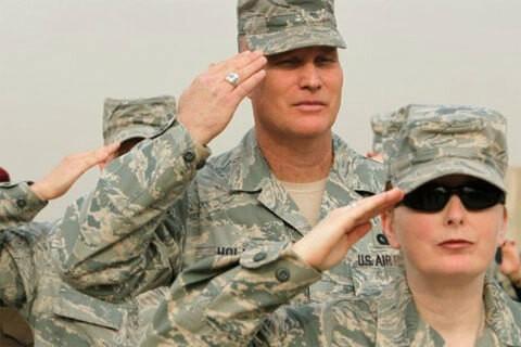 Hình ảnh những chiến binh Mỹ trở về sau khi hoàn thành nhiệm vụ