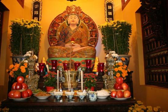 Cúng Phật vào Lễ Nguyên Tiêu