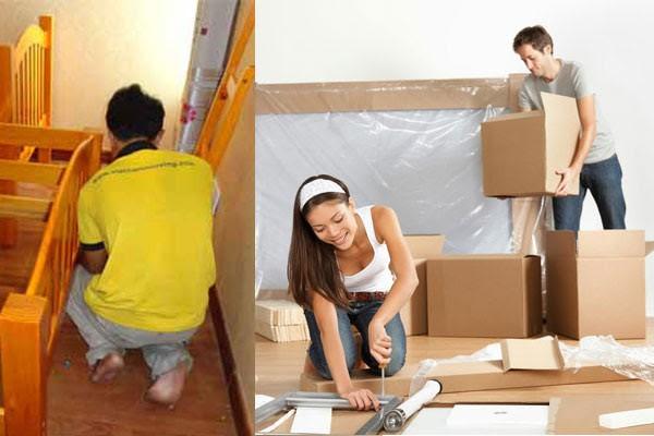 dịch vụ chuyển nhà trọn gói ở Hà Nội