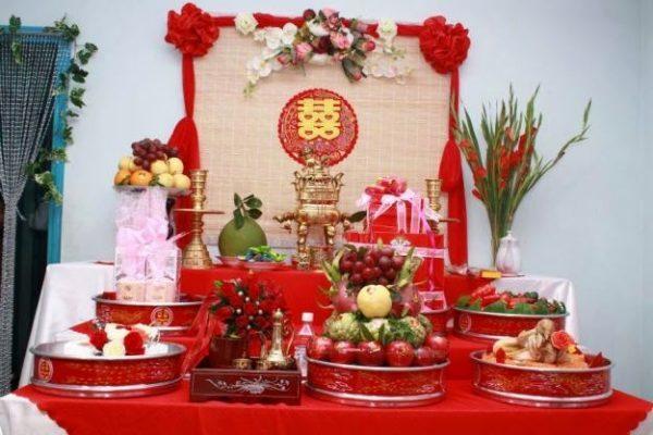 Dịch vụ cưới hỏi trọn gói tại TPHCM