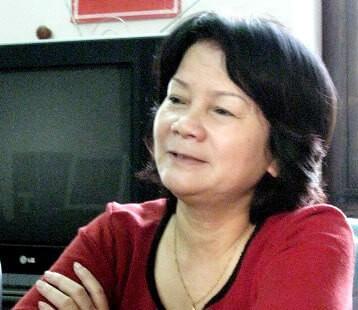 Nhà thơ Đoàn Thị Lam Luyến