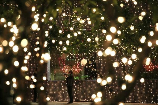 Sự lung linh ấm áp đêm Giáng sinh