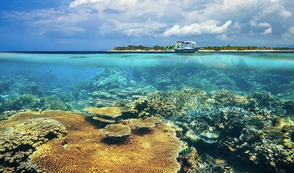 Quần đảo Gili xinh đẹp