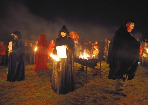 Halloween ở Ireland