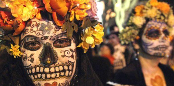 Lễ hội Halloween ở Mexico