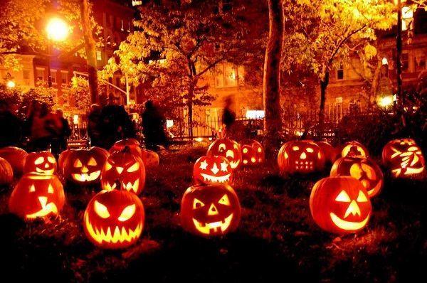 Halloween ở London