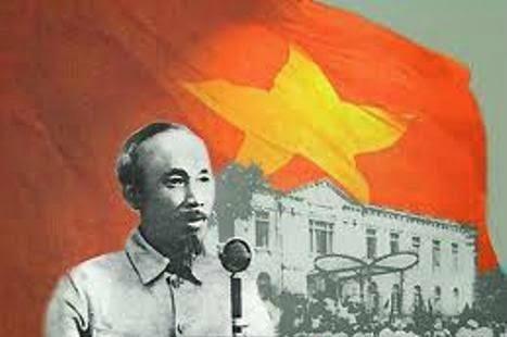 """Chủ tịch Hồ Chí Minh đọc bản """"Tuyên ngôn độc lập"""" khai sinh nước Việt Nam"""