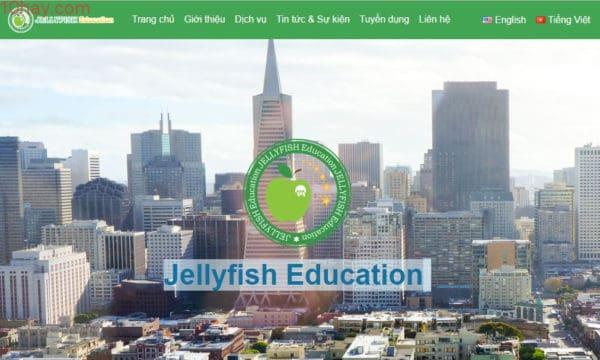 Nhật Ngữ Jellyfish Education Việt Nam